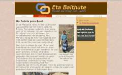 website Stichting Eta Baithute