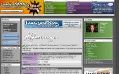 huidige Laaglanders website