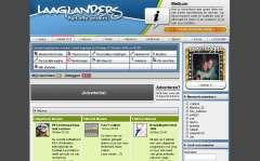 ontwerp nieuwe Laaglanders website