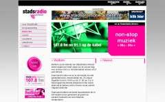 startpagina StadsRadio Almere