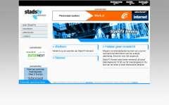 startpagina StadsTV Almere